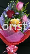 VBF33 - From : RM120.00 Valentine Bouquet