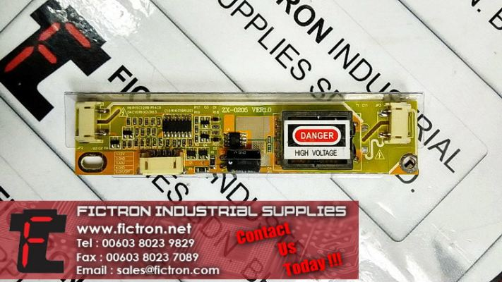 ZX-0205 ZX LCD Inverter Board Supply Malaysia Singapore Thailand Indonesia Philippines Vietnam Europe & USA