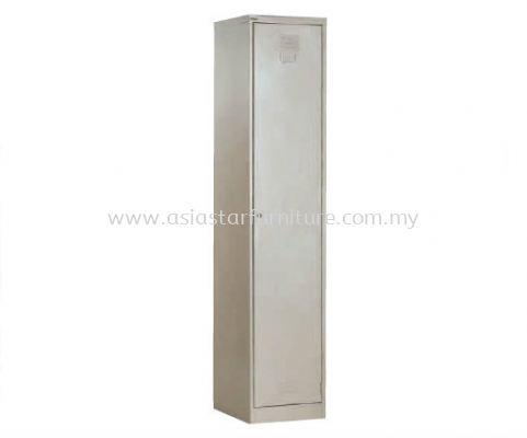 A114A 1 COMPARTMENT STEEL LOCKER