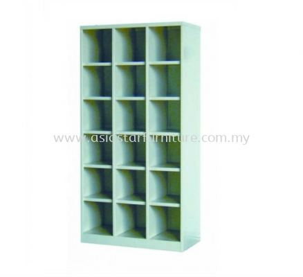 APH15 PIGEON HOLE CUPBOARD