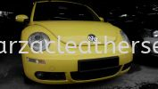 VOLKSWAGEN BEETLE INTERIOR SPRAY YELLOW Car Interior Design