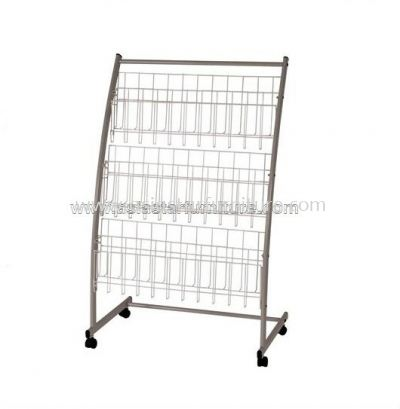 MR A203 MAGAZINE RACK