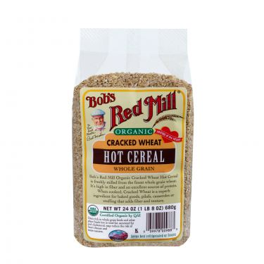 Organic Cracked Wheat Hot Cereal
