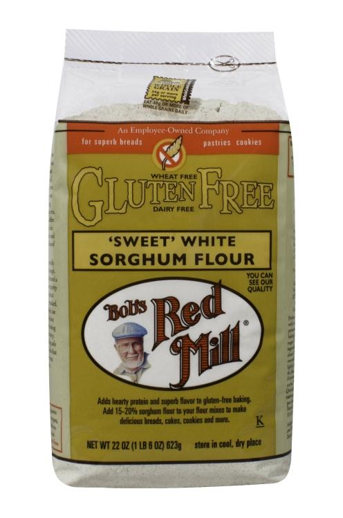 Gluten Free Sweet White Sorghum Flour