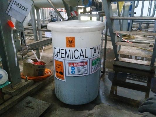Chemical Health Risk Assessment - CHRA