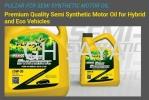 PULZAR PZR SEMI SYNTHETIC MOTOR OIL PULZAR Car Lubricant