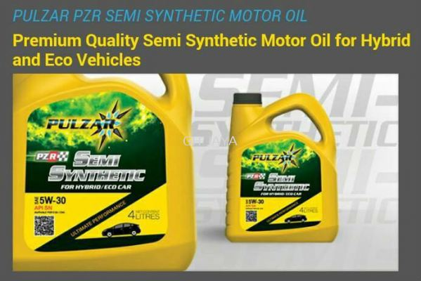 PULZAR PZR SEMI SYNTHETIC MOTOR OIL