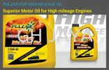 PULZAR PZR HIGH MILEAGE OIL PULZAR Car Lubricant