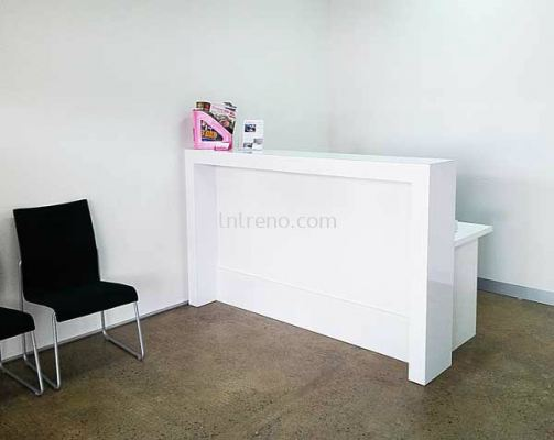 We are specialist in Office Reception Counter in Malaysia (FREE QUOTATION)