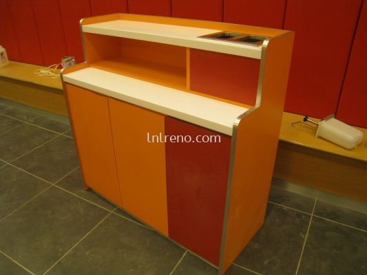 We are specialist in restaurant condiment bar and service station in Malaysia (FREE QUOTATION)