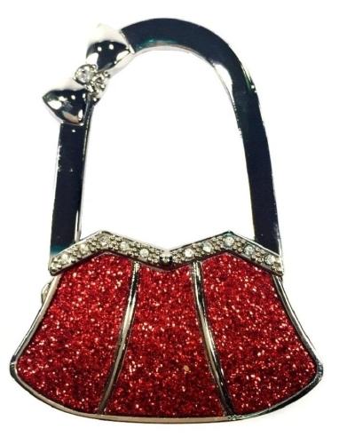 Fancy Design Bag Hanger/Lock