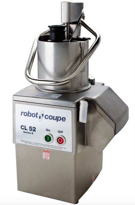Robot Coupe Vegetable Slicer - CL52 Vegetable Slicers Imported Products
