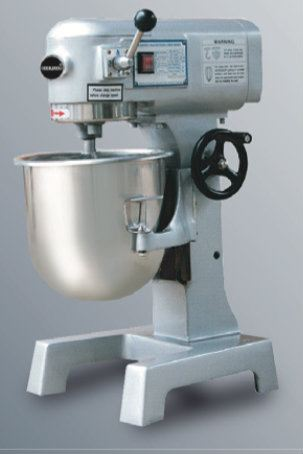 BAKERY MACHINERY - FLOOR STANDING - WITHOUT NETTING Mixer Bakery Machinery