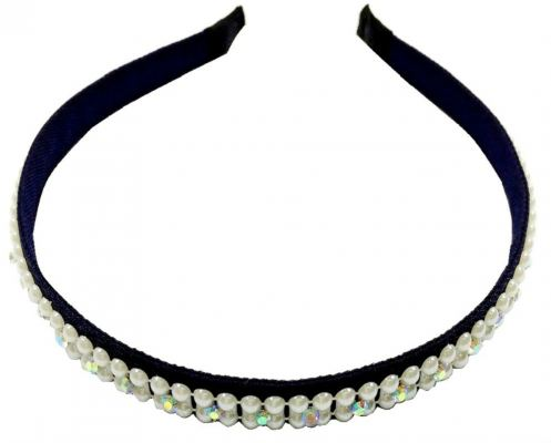 Fancy Beads Hair Band (Mix Colour)