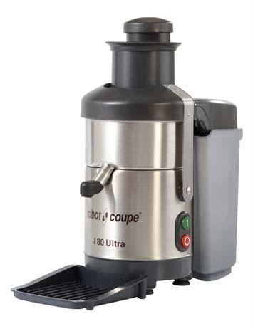 AUTOMATIC JUICER - ROBOT COUPE J80 ULTRA Juicer Imported Products