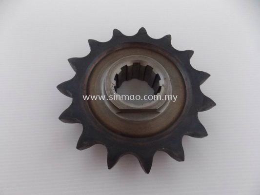 SPROCKET GEAR 15T
