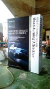 Exhibition Standee Standee Display System Event / Exhibition Display System
