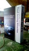 Exhibition Display Standee Display System Event / Exhibition Display System