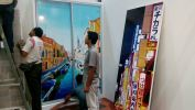 Direct Print door Road Show Display System Event / Exhibition Display System