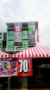 Giant Banner Warehouse sale 1 Bunting / Banner