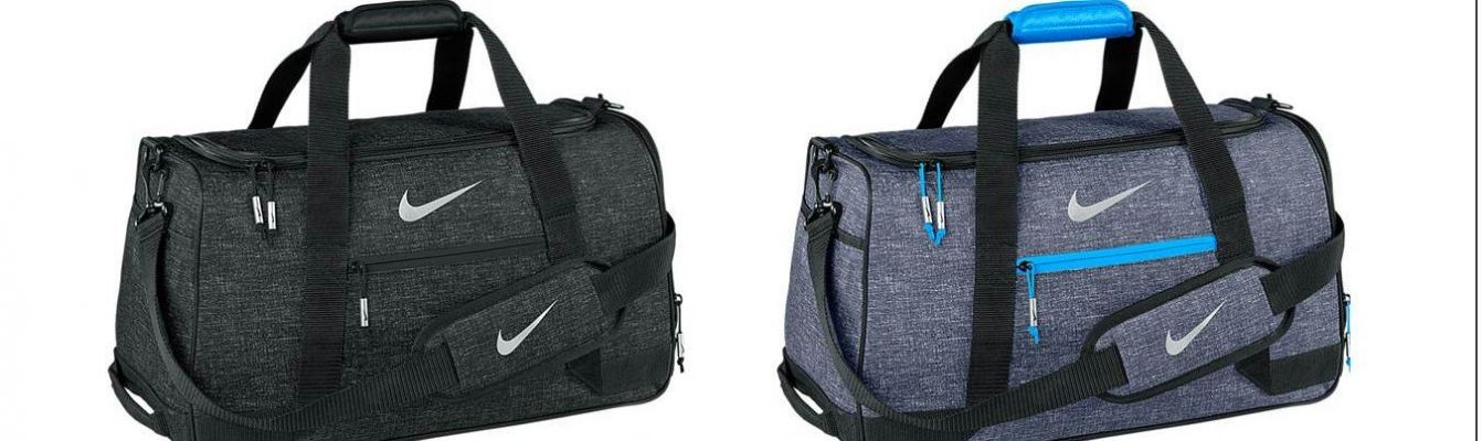 Nike Sport Duffle III Boston Bag