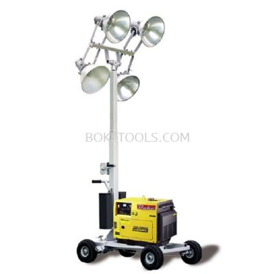 MOBILE LIGHT TOWER KLB6500T-4400