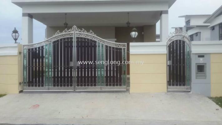 ~A~ YN Gate   (109)