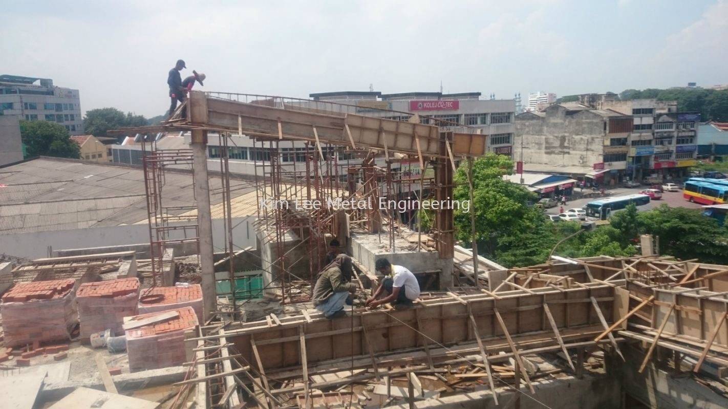 Lot 4224/1271 Lot 4224/1271(Klang) - Roof Covering Work  Polycarbonate And Roofing Service ~ Kim Lee Metal Engineering