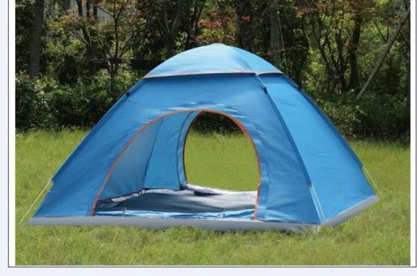 Tent For 4 Person  104347 Green