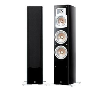 Yamaha Home Speaker Systems NS-555