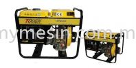 Euro Power Diesel Generator TDH 2501 Generator Construction & Engineering Equipment