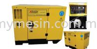 Euro Power Diesel Generator TDH 1503 / 1513 Generator Construction & Engineering Equipment