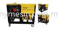 Euro Power Diesel Generator TDH 1502 / 1512 Generator Construction & Engineering Equipment