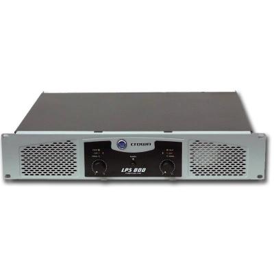 Crown Audio Power Amplifier LPS1500