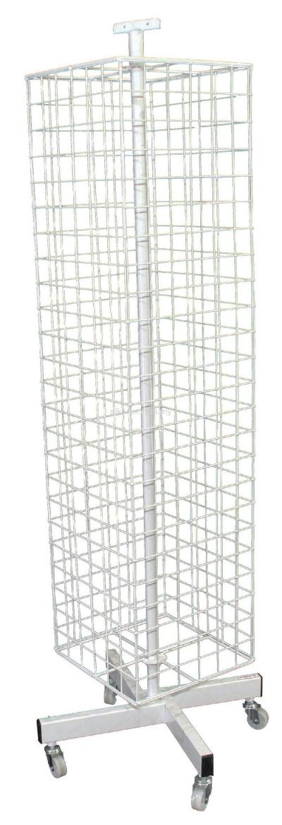 20403-5ft H- 4Way Net Rack