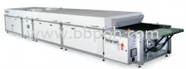 Air Force High Temperature and IR Combination Dryer Natgraph UV Dryer