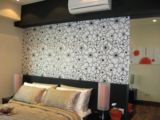 Guest Room Headboard Design