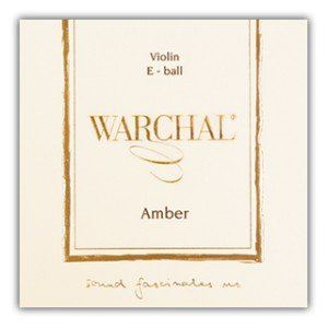 Violin strings - Warchal Amber