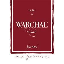 Violin strings - Warchal Karneol