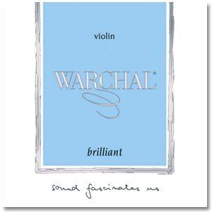 Violin strings - Warchal Brilliant