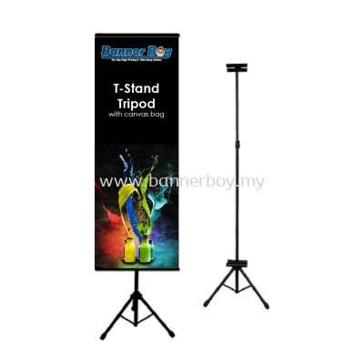 T-Stand Tripod, Bunting Stand, Budget Stand, Stand Murah
