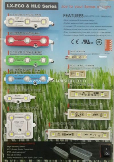 Led Quality from Korea Nc Sumsong