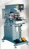 TWO COLOR INKCUP PAD PRINTER Two Colour Pad Printing Machines
