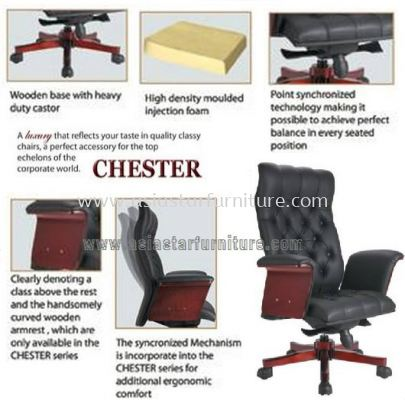 CHESTER SPECIFICATION