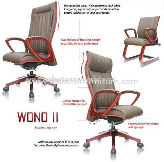 WONO ll SPECIFICATION 1