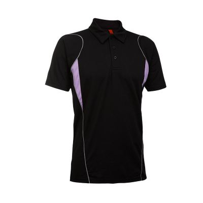 QD 2502 BLACK/LT.PURPLE (P/GREY)
