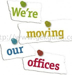 OUR FACTORY ARE MOVED TO NEW ADDRESS !!