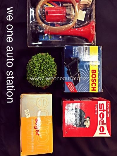 Bosch / Seger / Stedel / Air Horn