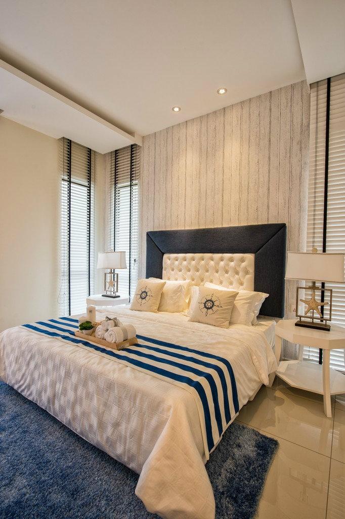 Master Bedroom Dato Onn - Type D Show House