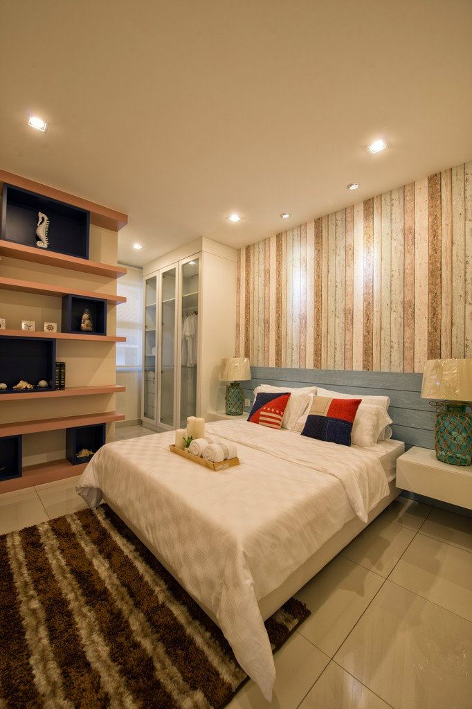 Bedroom 3 Dato Onn - Type D Show House
